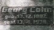 A grandfather's grave