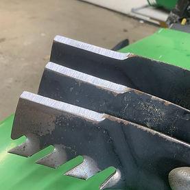 Cumberland Power Equipment Blade Sharpen