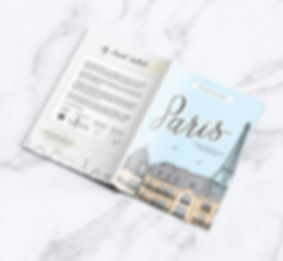 Paris Travel Textbook