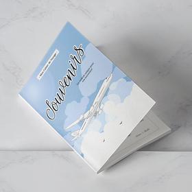 Carnet de voyage Souvenirs pour tous vos