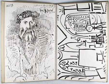 picasso-diary-sketchbook-artjournal-carn