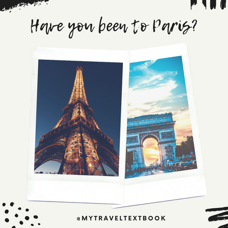 Have you been to paris ?