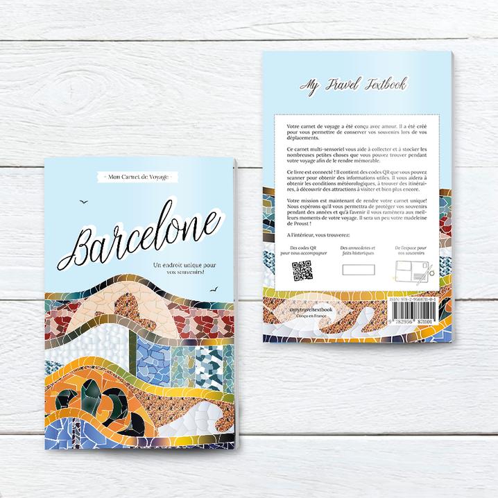 Carnet pour votre voyage à Barcelona