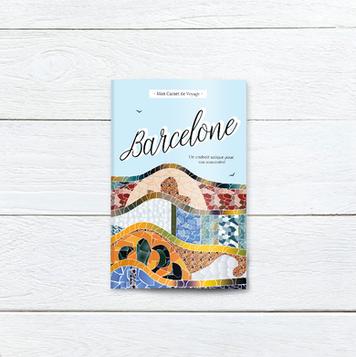 Carnet de voyage à Barcelone