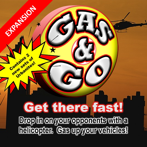 Gas & Go Expansion