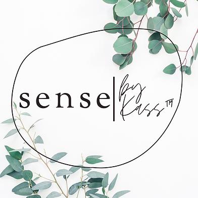 Sense By Kass- Logo