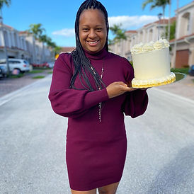 Keisha Cakes- CEO