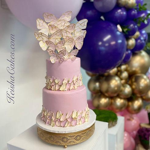 Keisha Cakes