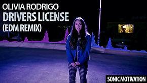 OLIVIA RODRIGO - Drivers License - EDM R
