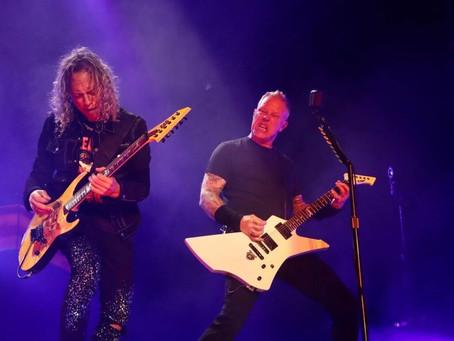 Metallica se presentará en Argentina en abril de 2022