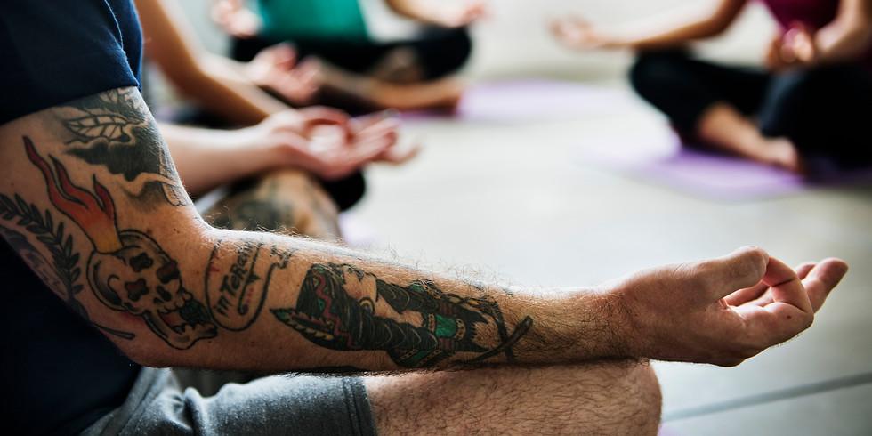 Guidet Meditation v/Magnus