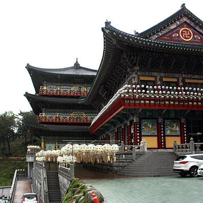 Samgwang Temple