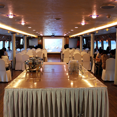 Night Tour with Cruise Ride