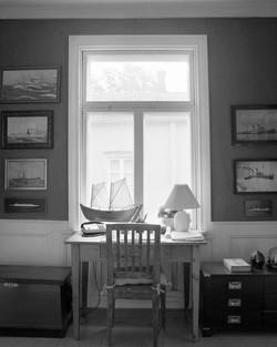 Grandparent's House - interior