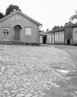 Grandparent's House - exterior