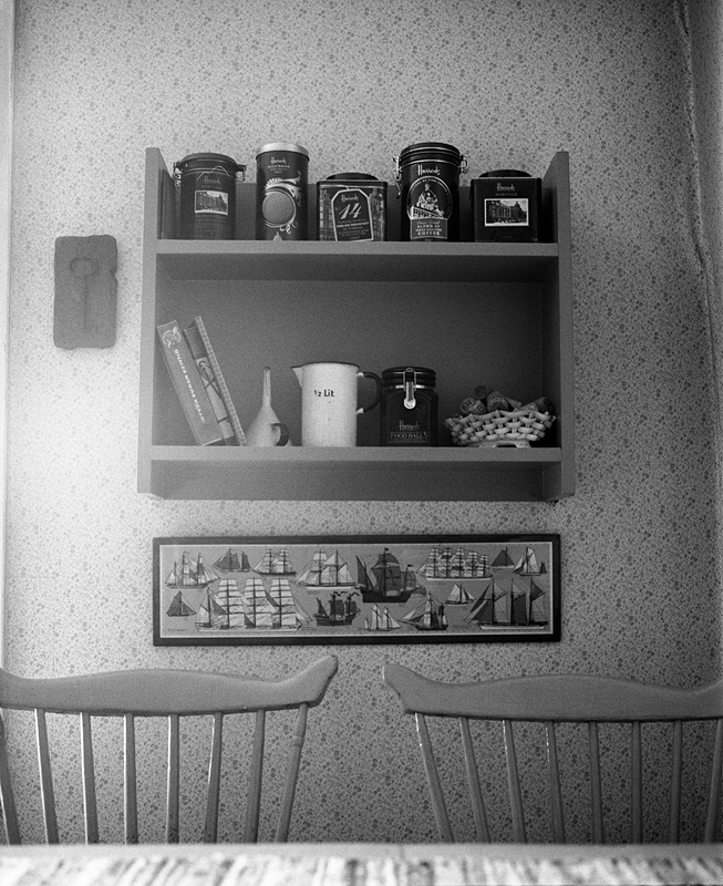 Cottage Still Life -Kitchen Interior