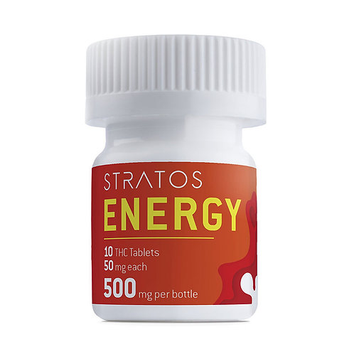 Stratos - Energy 500mg
