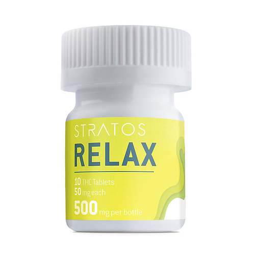 Stratos - Relax 500mg
