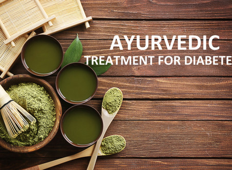 Use of Ayurveda in the Treatment of Diabetes