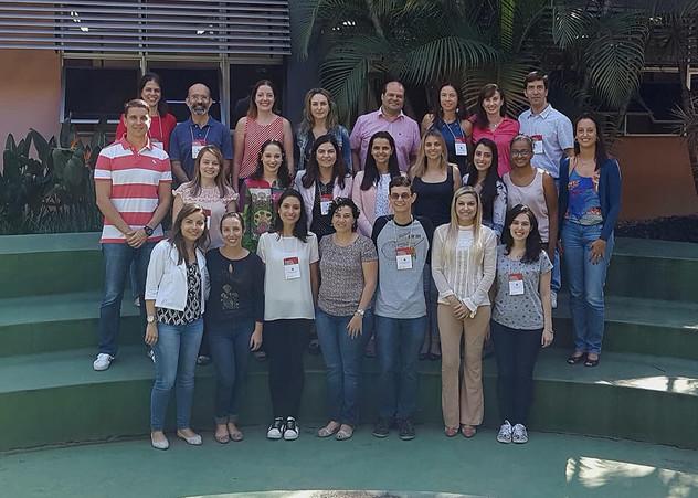 Curso de Modelos de Regressão na Universidade Federal de Minas Gerais (UFMG) em Belo Horizonte-MG em 2018