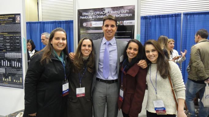 Congresso IADR (International Association for Dental Research Meeting) em Boston-EUA em 2015