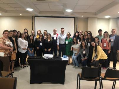 """Palestra """"Fundamentos das Revisões Sistemáticas"""" na Universidade Estadual de Maringá (UEM), Maringá-PR em 2019"""