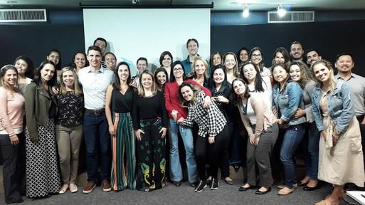 """Palestra """"Fundamentos das Revisões Sistemáticas"""" na Universidade Cruzeiro do SUl (UNICSUL), São Paulo-SP em 2018"""