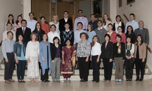 Summer Institute in Clinical Dental Research Methods em Seattle-EUA em 2011