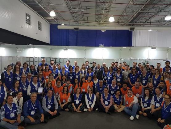 Avaliadores do encontro SBPqO (Sociedade Brasileira de Pesquisa Odontológica) em Campinas-SP, 2017
