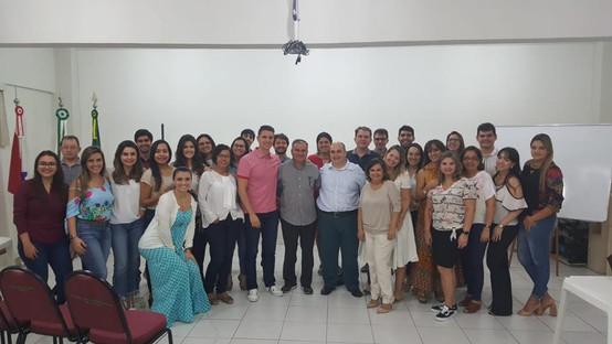 Encontro de Bioestatística na Universidade Federal do Pará (UFPA) em 2018