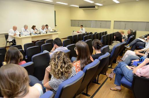 Defesa da Tese de Livre-docência na FOB-USP em 2015