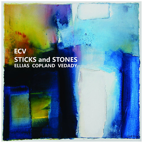 Sticks and Stones (CD)