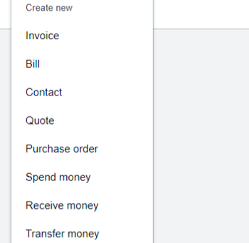 How to create a sales invoice in Xero