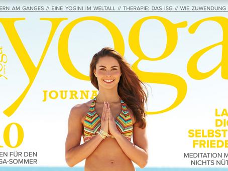 Dankeschön ans Yoga Journal !