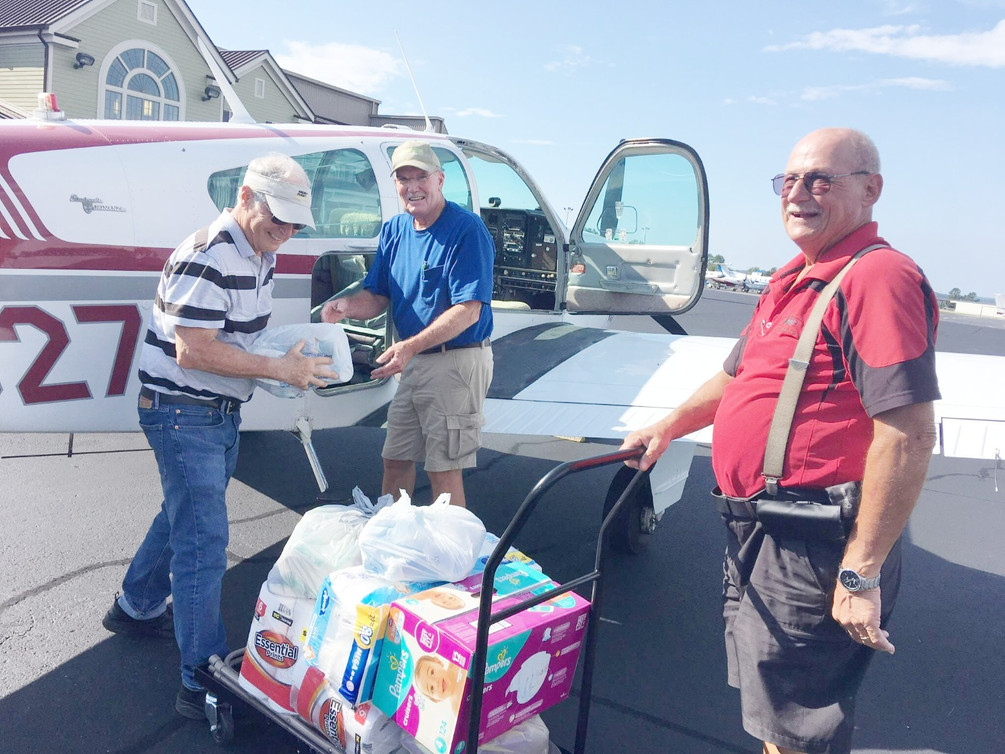 Hurricane Florence Relief Mission