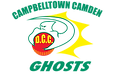 Campbelltown Camden Ghosts Logo - No bac