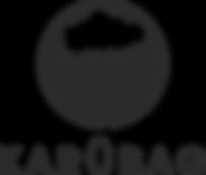 Karubag Logo Negro KB.png