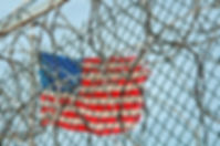 Flag and barbed wire CCO Creative Common
