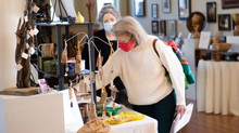 Holiday Market Excitement with Plans to Take Covid Precautions and Make Visit Arrangements