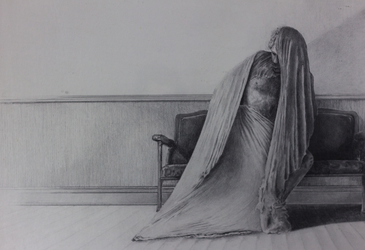 Unknown, Graphite