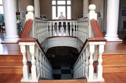 Heritage Hall Museum Free Standing Staircase