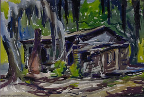 Cabin in the Woods, John Kelly Fitzpatri
