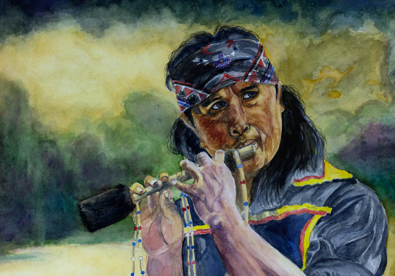 Keeper of the Rivercane Flute