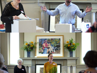 Watercolor Society of Alabama's 76th National Exhibition Awards and Reception