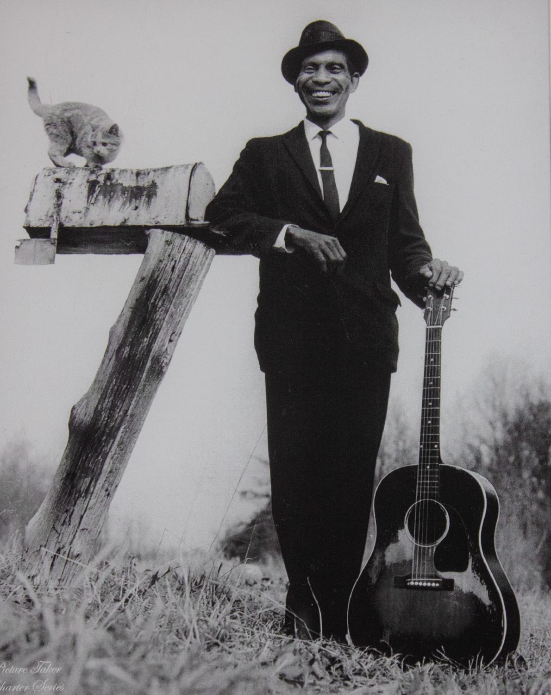 Singing Same - Madison County by Ken Elkins, Silver Gelatin Print