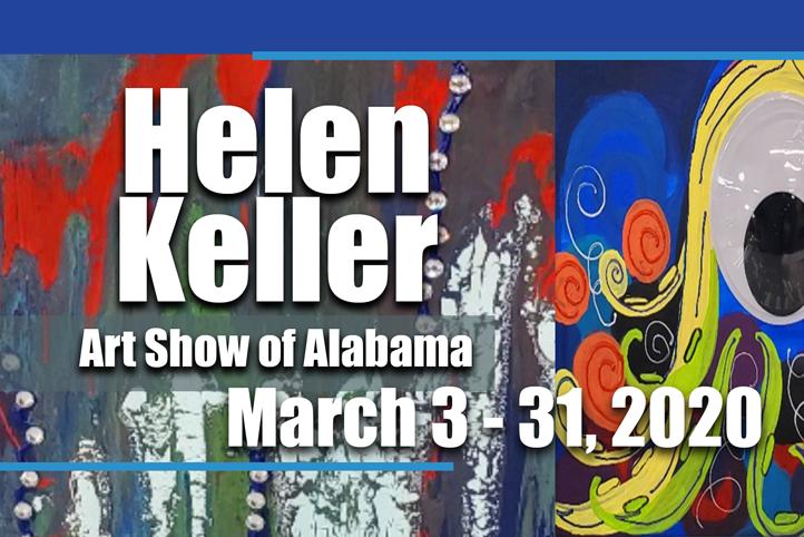 Hellen Keller Art Show 2020