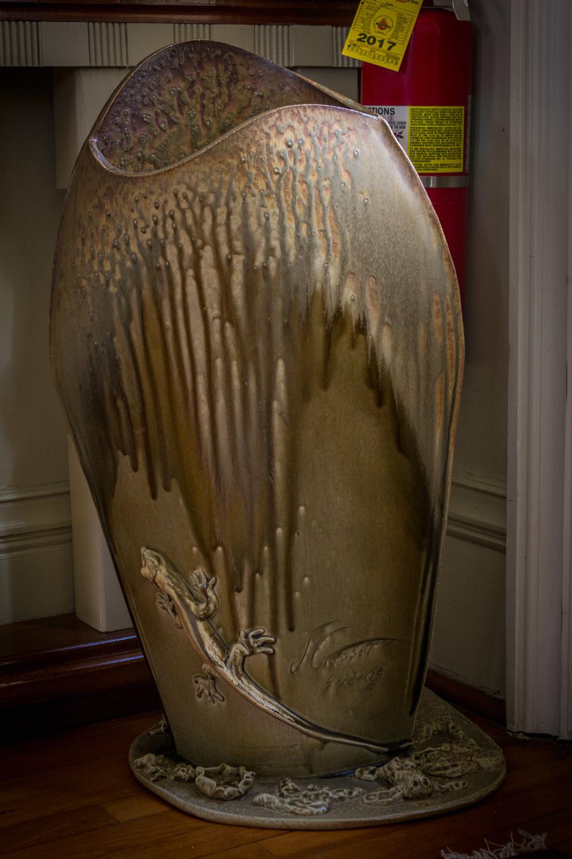 Vase by Jim Gasser, 2003