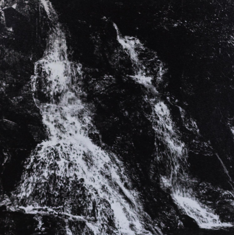 Talladega High Falls,Unknown, Silver Gelatin Print