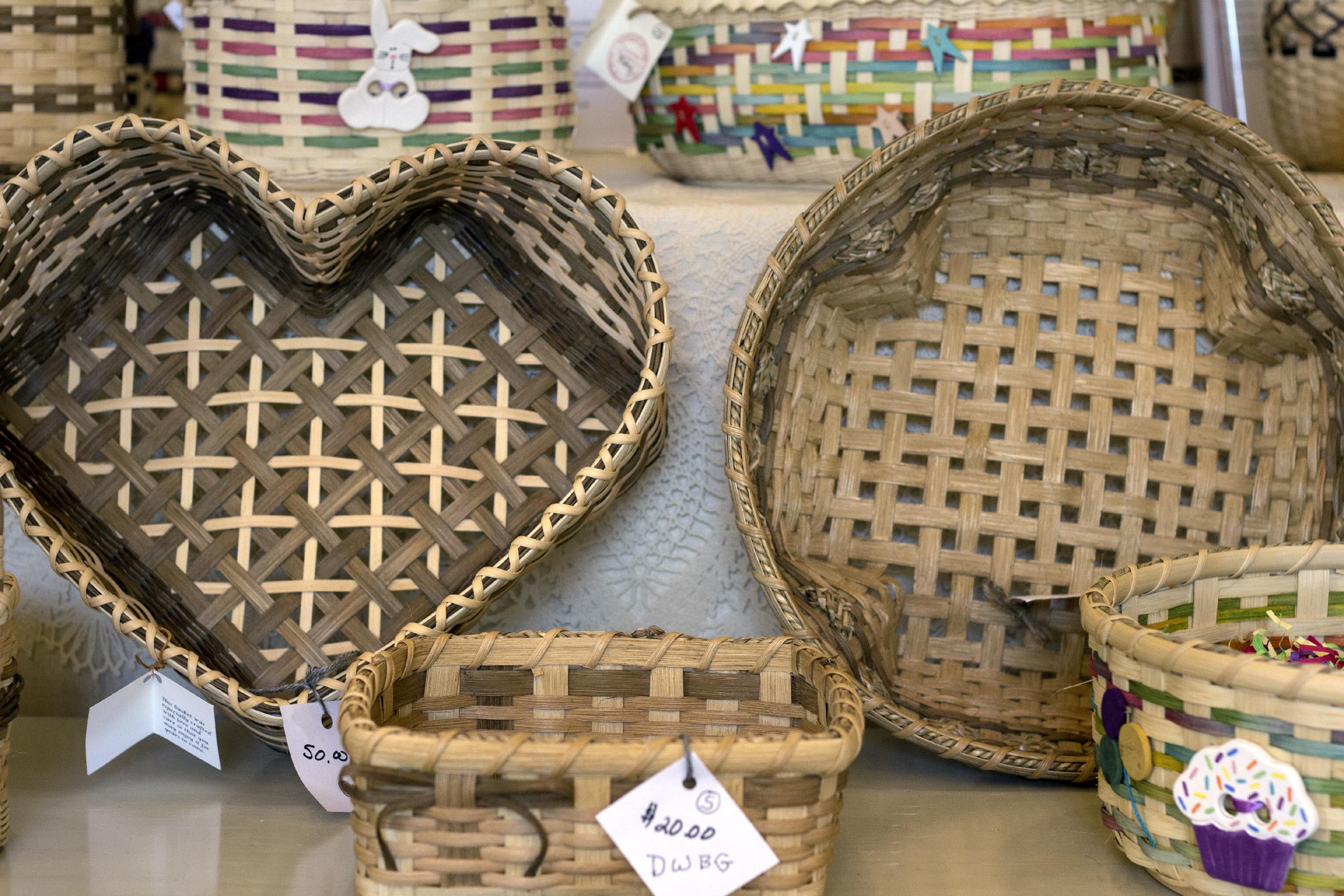 Dixie Weavers Basketry Guild 2-1