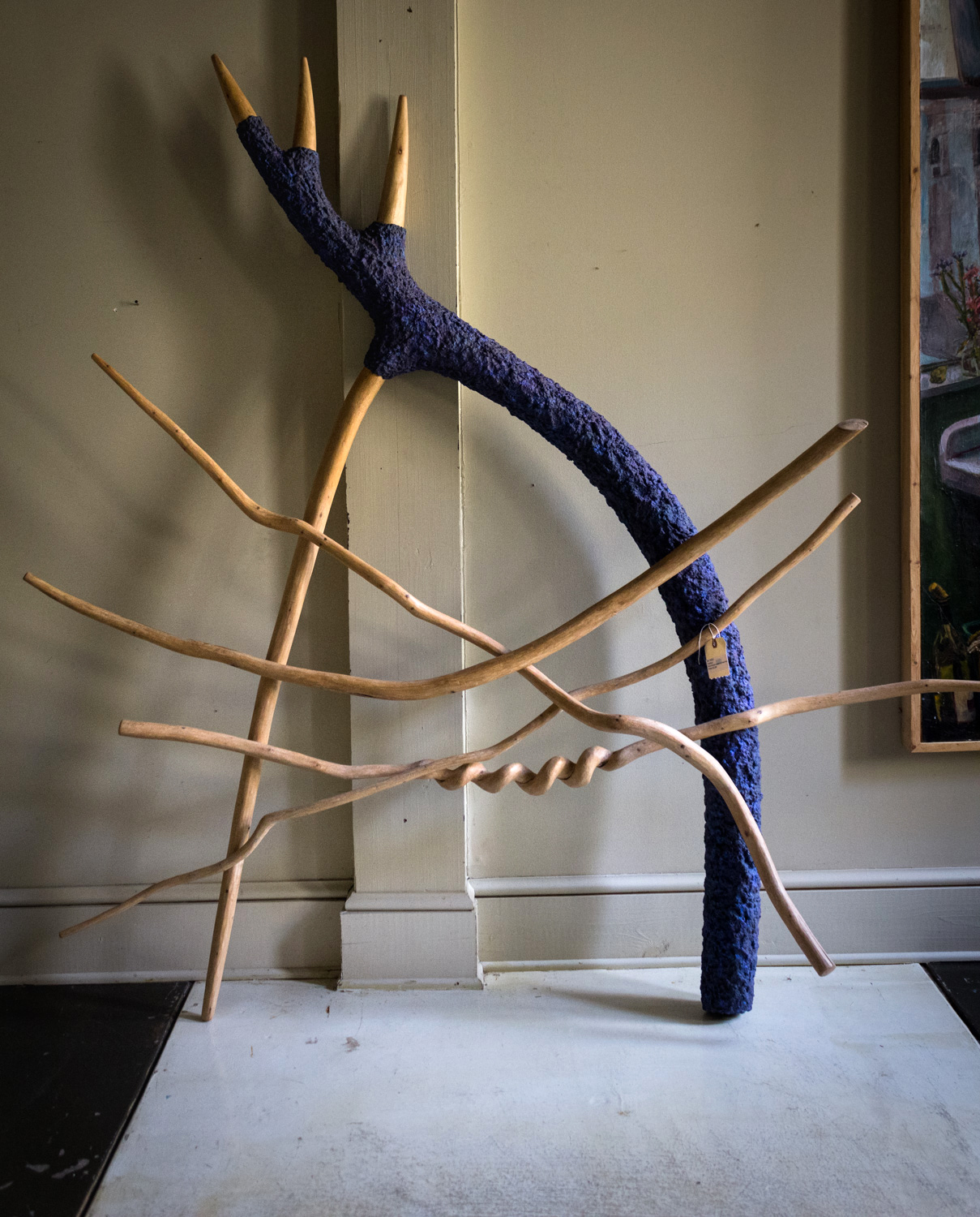 Mixed Media Sculpture by Duane Paxson, Purchase